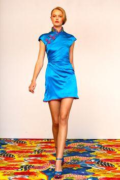 Philosophy di Lorenzo Serafini Spring 2011 Ready-to-Wear Fashion Show - Frida Gustavsson