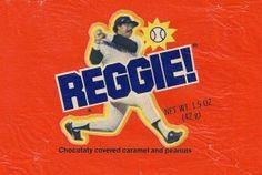 Reggie Jackson's confection