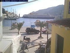 Symi Visitor Accommodation Webcam