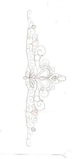 Gum paste & royal icing tiara with gelatin inserts? Piping Templates, Royal Icing Templates, Royal Icing Transfers, Cake Templates, Piping Patterns, Cake Decorating Techniques, Cake Decorating Tutorials, Cookie Decorating, Motif Arabesque