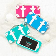 Carried Away Suitcase iPhone 5 Cover www.ShopTheShoppingBag.com Everything Ships Worldwide!