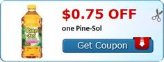 New Coupon!  $0.75 off one Pine-Sol - http://www.stacyssavings.com/new-coupon-0-75-off-one-pine-sol-3/