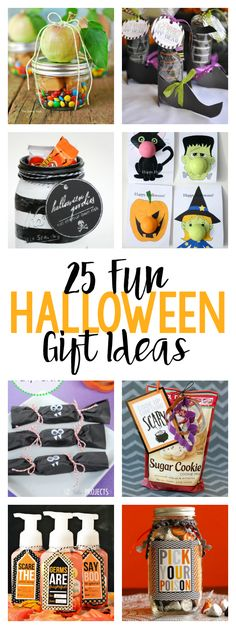 78 best Halloween gift bags images on Pinterest Halloween recipe - cute halloween gift ideas
