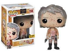 Funko Pop! Television #156 Carol Peletier (Hot Topic Bloody Exclusive)