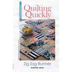 Zig Zag Runner Pattern