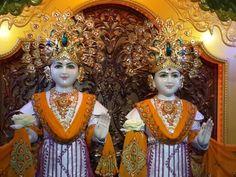 Kakamega Kenya..Akshar Purushottam Murti darshan.