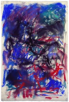 Joan Mitchell - Untitled, 1989