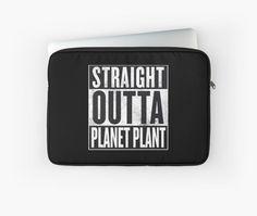 Straight Outta Planet Plant - Dragon Ball Z