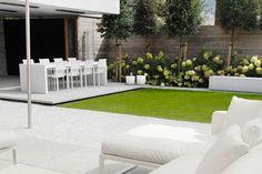 De 20 mooiste strakke tuinen op een rijtje. - Makeover.nl