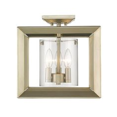 Diffused lighting fixtures Inside House Thorne 3light Semi Flush Mount Pinterest 59 Best Diffused Lighting Images