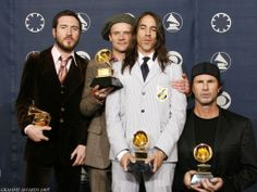 Red Hot Chili Peppers Grammy