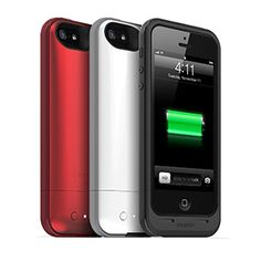 """Mophie juice pack increases iPhone 5 battery life """"by 5s Cases, Cell Phone Cases, Iphone Cases, Iphone 5s, Apple Iphone, Wholesale Cell Phones, Computer Camera, Travel Supplies"""