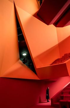 Theater in Freyming-Merlebach | Dominique Coulon & associés; Photo: David Romero-Uzeda | Archinect