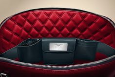 Bentley created a new woman's range of luxury accessories - to discover www.themilliardaire.co @Bentley Motors #Bentley #Bag #Luxury #Accessories #Luxe