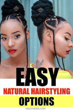 Cute Little Girl Hairstyles, Natural Hairstyles For Kids, Braided Hairstyles For Black Women, Natural Hair Styles For Black Women, Braids For Black Women, Twist Hairstyles, Choppy Hairstyles, Dreadlock Hairstyles, Curls