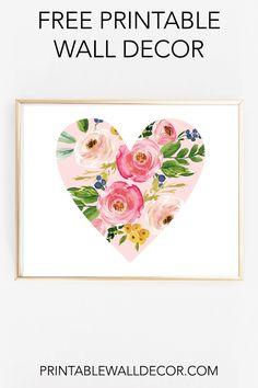 Printable Wall Decor (printablewalldecor) on Pinterest
