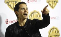 LovefromMars • polish-echelon:   Jared Leto at the CinemaCon in...