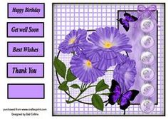 Lilac Beauty on Craftsuprint - View Now!