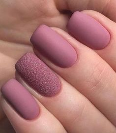 30 Fabulous Matte Nails Design for Short Nails, # for 20 Bold Purple Nails Designs That To Rock This Summer Chic Nail Art, Chic Nails, Stylish Nails, Short Nail Designs, Nail Art Designs, Nails Design, Gel Nail Polish Designs, Nail Polish Pens, Short Gel Nails