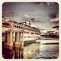 Washington State Ferry