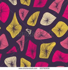 Seamless simple pattern. Curtain design. Modern stylish texture for textile . Repeating abstract background.
