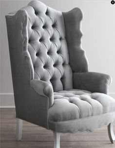 Dining room chairs, with crystals please