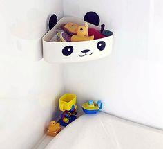 Bathtime+Toy+Storage+Caddy+-+Panda
