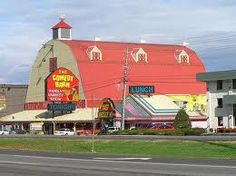 Comedy Barn in Pigeon Forge, Tennessee  #PigeonForge vacation!  @Sarah Chintomby van Popta Forge Department of Tourism