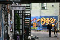 Street art en Vulkan, Oslo / Street art in Vulkan, Oslo Broadway Shows, Hipster, The Neighborhood, Hipsters, Hipster Outfits