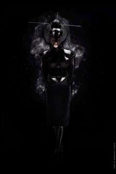 Darkly Futuristic Fashion : erevos aether fall 2012
