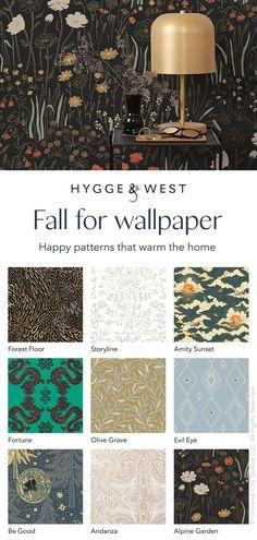 Alpine Garden, Forest Floor, Modern Wallpaper, Underwater World, Traditional Wallpaper, Peel And Stick Wallpaper, Mild Soap, Pattern Wallpaper, Hygge