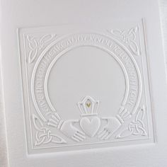 irish celtic cross wedding invitation  wedding irish and wedding, invitation samples