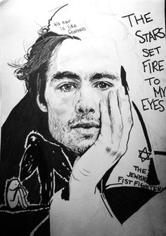 the book thief haven t it you should makes you look at ben schnetzer as max vandenburg from the book thief art by chewbecca