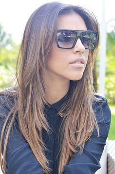 Cute Hairstyles for Long Straight Hair 2018 – 2019 Long straight hairstyles are gorgeous when slim and healthy. Long straight hair can be styled with various hairstyles and ideas. Long straight hairstyles have been in fashion for centuries and can … Sweet Hairstyles, Long Face Hairstyles, Trending Hairstyles, Popular Hairstyles, Long Straight Hairstyles, Teenage Hairstyles, Layered Hairstyles, Hairstyles Haircuts, Long Hairstyles With Layers