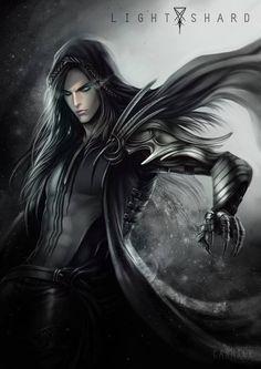 Improbable! Fantasy nudes elf vampire assassin amusing