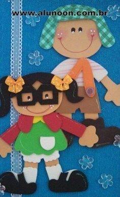 Kids Crafts, Foam Crafts, Preschool Crafts, Diy And Crafts, Arts And Crafts, Decorate Notebook, Boy Or Girl, Origami, Burlap