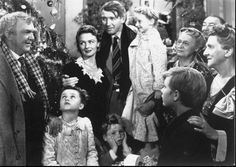"""Many movies use the yuletide time of year to get their heartwarming message across, and still more have featured Christmas as a setting for stories not otherwise holiday-related. Here's our list of the very best - starting with """"It's a Wonderful Life,"""" the 1946 Christmas Eve saga starring Jimmy Stewart and Donna Reed."""