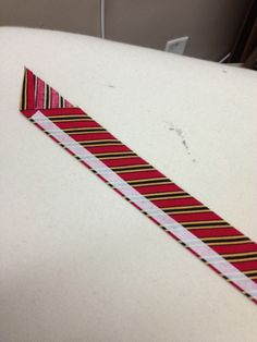 From Marti Michell Quilting Blog: Unbeatable Quilt Binding Trick!