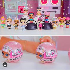 OMG OMG ALERTthe #glamglitters are about to be released. WE CANT BREATHE Its got so many of our favourites. We need Kitty queen. We love her! OMG #mgaentertainment #mga just take our money now! #lolsurpriseglitterseries #lolsurpriseglamglitter #lolglamglitter #lolglamglitterseries #lolsurprisedolls #loldolls #collectlol #lolcollector