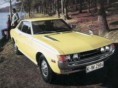 Toyota Celica ST - 1972