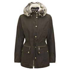 Buy Barbour Kelsall Waxed Jacket Online at johnlewis.com