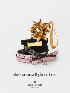 Hi Kate Spade? Yes you have my heart and bank account and I want one of everything!
