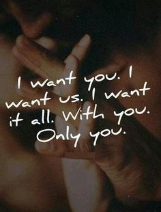 I Want You Pictures, Photos, and Images for Facebook, Tumblr, Pinterest, and Twitter