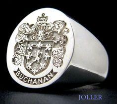 Signet Ring Extra Grande De 19mm X 17mm Grabada Personalizada familia Crest Plata joller | Joyería y relojes, Joyas para varones, Anillos | eBay!
