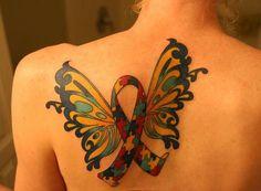 Autism Tattoo. #autism #specialneeds #asd