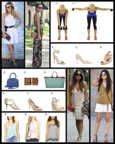 Weekend Roundup   Summer Fashion