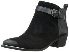 AmazonSmile: Circus by Sam Edelman Women's Harlow Boot, Black/Black White, 7 M US: Shoes
