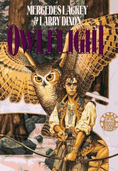 Owlflight (Valdemar: Darian's Tale, Book 1)