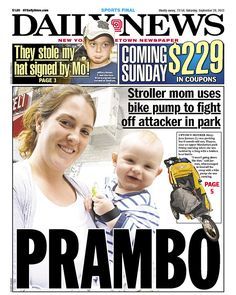 """PRAMBO"" on the Daily News"
