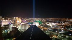 What a great view :) — in Las Vegas, Nevada.